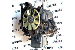 Двигатель мотор двигун 4.3 OM904LA на Мерседес Варио OM 904.908 (1998-2013)