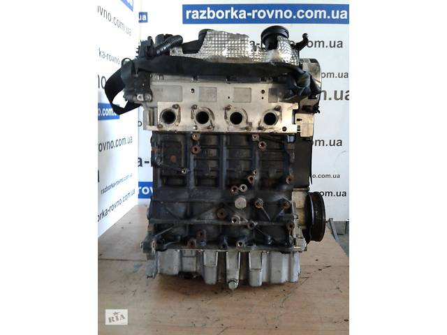 купить бу Двигатель мотор двигун Фольсваген Ауди Volkswagen Passat B6 / Audi A3 2.0TDI CBA в Ровно