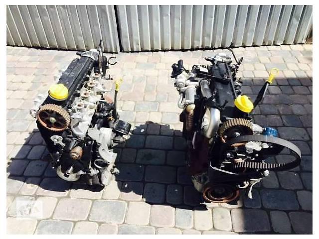 купить бу Двигатель\Мотор K9K Delphi 1.5 DCI Megane 2 в Львове