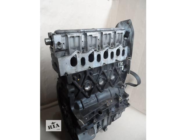 бу Двигатель на Рено Renault Мастер Master Опель Opel Мовано Movano 1.9 2003-2010 в Ровно