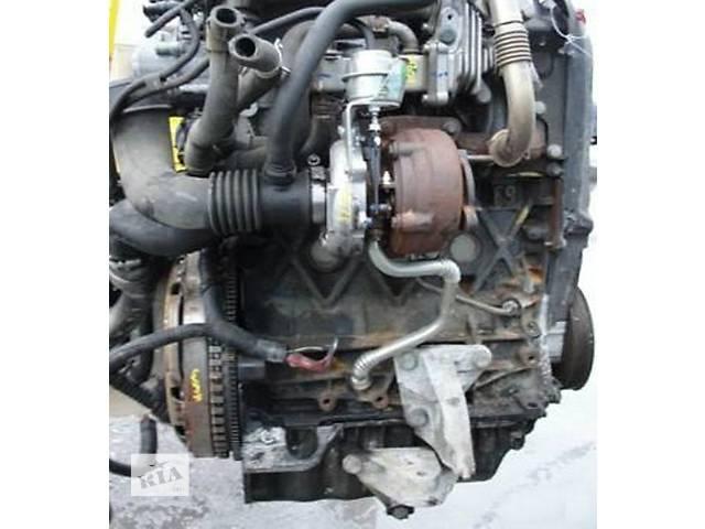 бу Двигатель Renault Scenic 1.9 D в Ужгороде