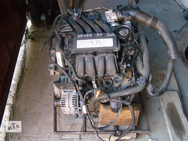 продам Двигатель Skoda Octavia A5 1.6i 2007 бу в Таврийске
