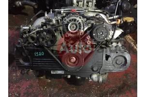 Двигатель Subaru Forester, Impreza, Legacy EJ-20, объём 2.0, 1999-2007