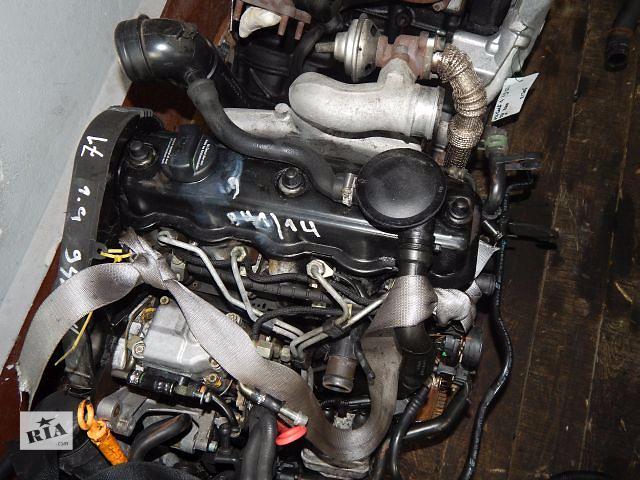 бу двигатель для Audi B4, 1.9tdi, 1994, 1Z в Львове