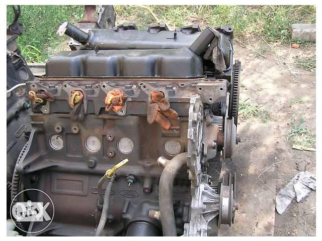 купить бу двигун голий форд транзит 2.5 в Виннице