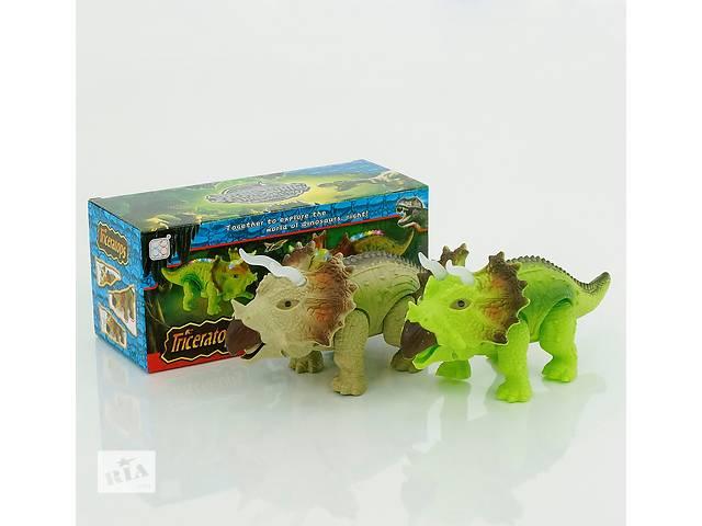 продам Динозавр 2 вида, свет, муз., ходит, на батарейке, в коробке бу в Харькове