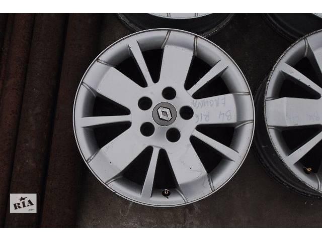 диск литой для Renault Laguna ІІ 2003 R16- объявление о продаже  в Львове