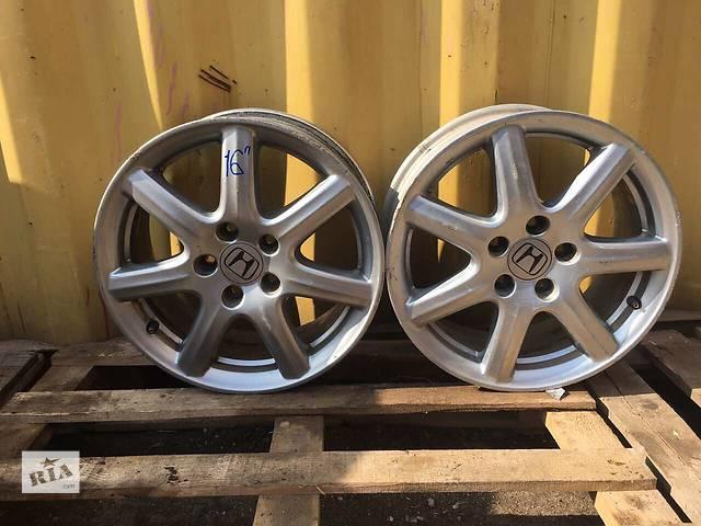 продам Диски оригинальные,  Honda Accord , 2 шт. бу в Одессе