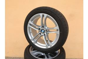 Новые диски с шинами BMW 5 Series