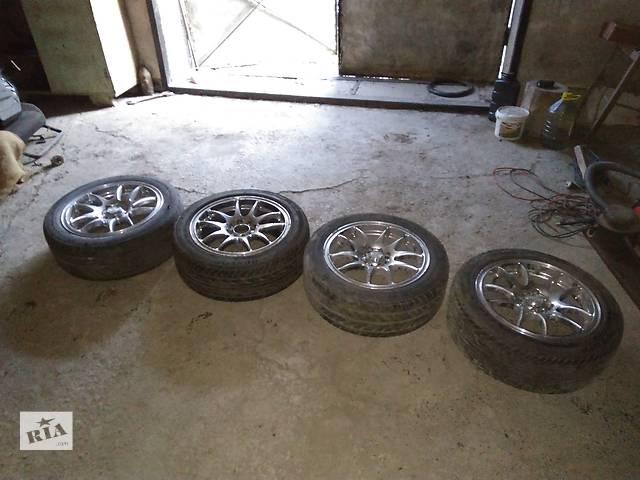 продам  Диск с шиной для легкового авто бу в Черновцах