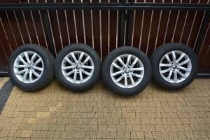 диски с шинами Volkswagen Passat