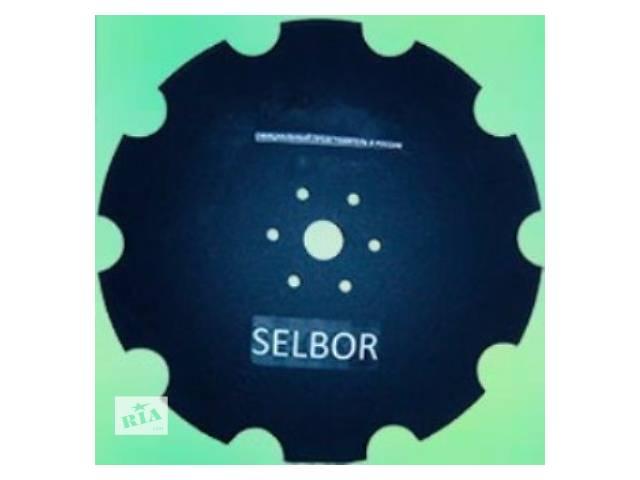 купить бу Диск БДМ 560 (Турция) SELBOR - Швейцарская борированная сталь в Симферополе