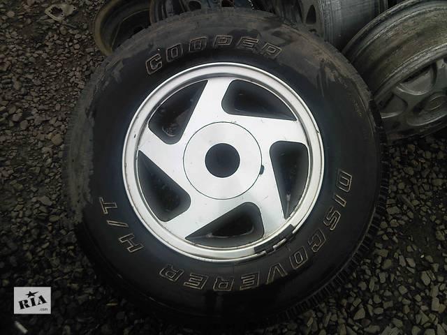 бу  Диски 15 с шиной для легкового авто Ford Explorer в Ужгороде