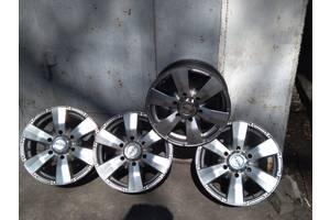 Диски 7Jх16H2, R16, DOTZ Made in Germany 6-отвестий для Nissan Patrol, Mitsubishi Pajero, Pajero Wagon, Pajero Sport