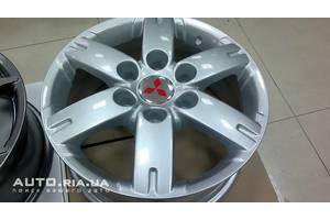 Диски Mitsubishi Pajero Sport