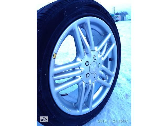 купить бу Диски литые Mitsubishi HONDA Chery Nissan KIA Hyundai R17(4*114,3)et40  в Житомире