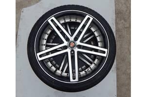 Диски литые титаны шины резина 285/35 R22 Grenlander Mercedes ML GL