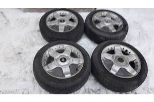 Диски на 14 легкосплавні з шиною для Chevrolet Aveo