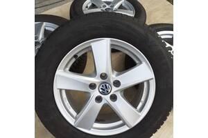 Диски VW R16 5x112 Golf Jetta Caddy Touran Skoda Superb Octavia Audi