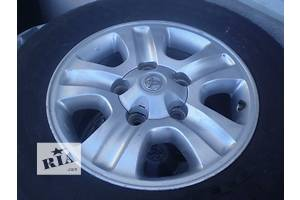 Диски з шинами Toyota Land Cruiser 100