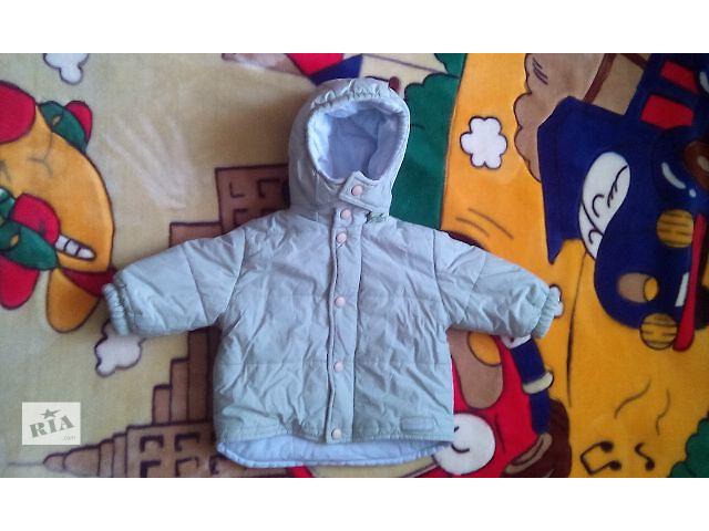 купить бу Детская куртка Chicco в хорошем состоянии в Бердичеве