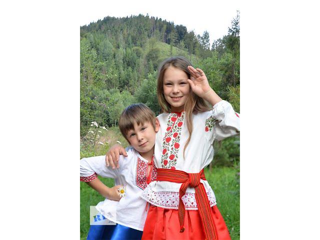 продам Дитячі карнавальні національні костюми вишиванки стрій сукні плаття  святкові випускні до причастя прокат оренда львів 244c8a959f866