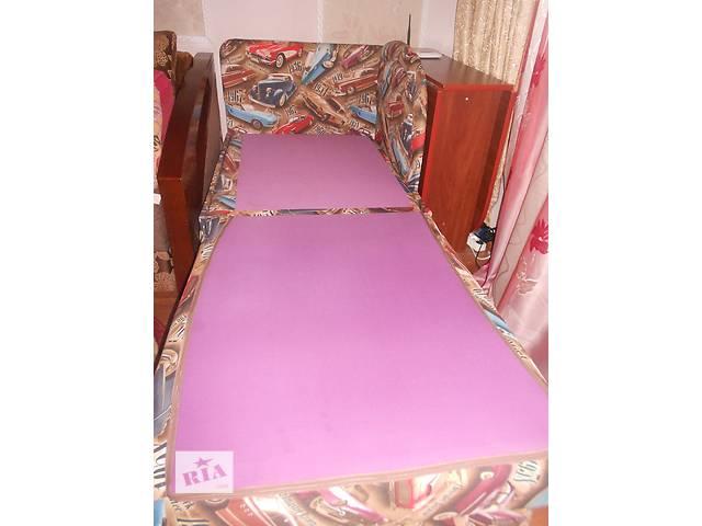 Детский диван-кровать Машинка- объявление о продаже  в Яворове (Львовской обл.)