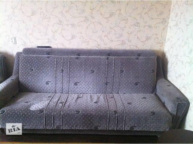 купить бу Диван и два кресла в Кривом Роге (Днепропетровской обл.)