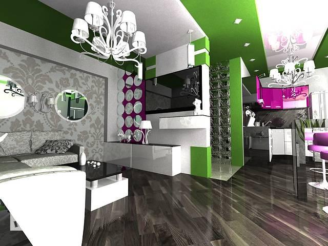 купить бу Дизайн интерьера квартиры, дома, офиса  в Украине