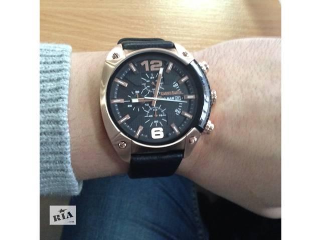 продам Дизайнерські годинники Diesel DZ4296 з великим циферблатом бу в  Миколаєві 93109401f363a