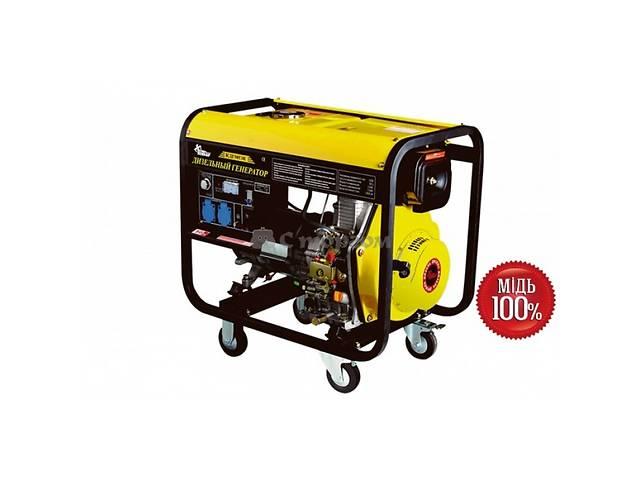 купить бу Дизельный генератор Кентавр KДГ 505ЭК в Полтаве