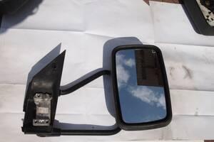 Зеркало боковое правое для Volkswagen LT 1996-2006рв на лт 35-46 правое на раме цена 800гр мануальное вылет 40см длинные