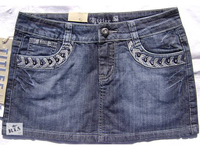 продам Джинсовая мини юбка новая Распродажа Size 28 бу в Мелитополе