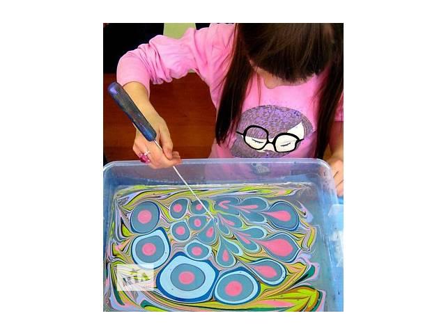 купить бу Эбру (рисование красками на воде) в Одессе