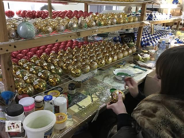 продам Экскурсия на фабрику ёлочных игрушек бу  в Украине