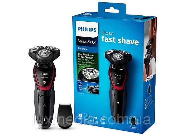 купить бу Электробритва Philips S5130/06 для сухого бритья (40минут автономной работы) в Луцке