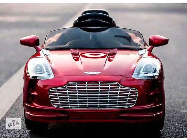 продам Электромобиль детский с EVA колесами Aston Martin M 2774 EBRS-3 бу в Одессе