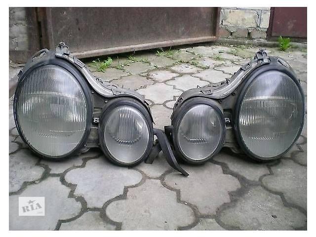 Электрооборудование кузова Фара Mercedes E-Class- объявление о продаже  в Ужгороде