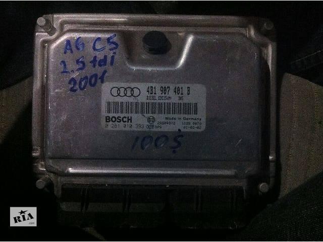 бу Электрооборудование двигателя Блок управления двигателем Легковой Audi A6 2.5 TDI в Запорожье