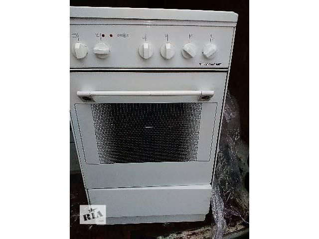 Электрическая плита emаx- объявление о продаже  в Миргороде