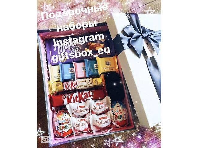 Элитные подарочные наборы giftsbox_eu