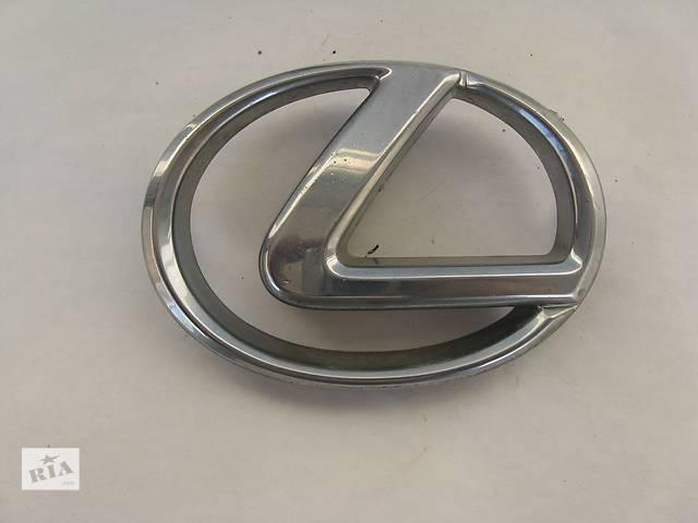 бу  Емблема ABS8025 передня 70x95мм для Lexus LS в Львове