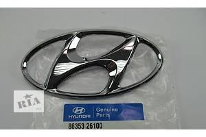 Новые Эмблемы Hyundai Santa FE