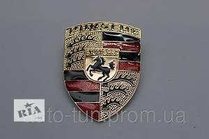Новые Эмблемы Porsche Cayenne