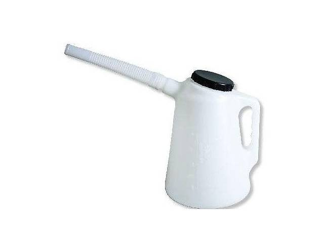 купить бу Емкость пластиковая мерная Groz MSR/P/F-3, с гибким носиком и крышкой, 3 л  в Украине