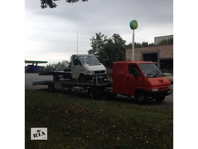 бу эвакуатор Ровно в Ровенской области