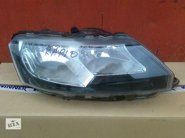 продам Фара для легкового авто Skoda Rapid 2013 бу в Харькове