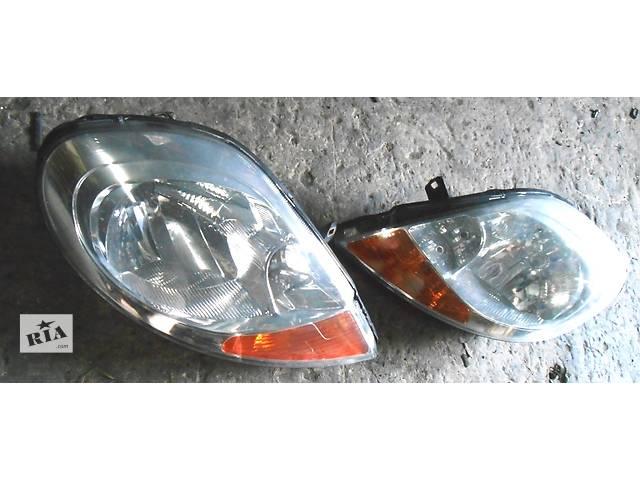 продам Фара фари правая левая, права ліва Nissan Primastar Ниссан Примастар Opel Vivaro Опель Виваро бу в Ровно