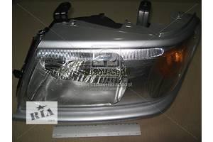 Новые Фары Mitsubishi Pajero Sport