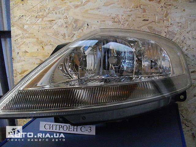 продам Фара головного света для Citroen C2 бу в Хмельницком